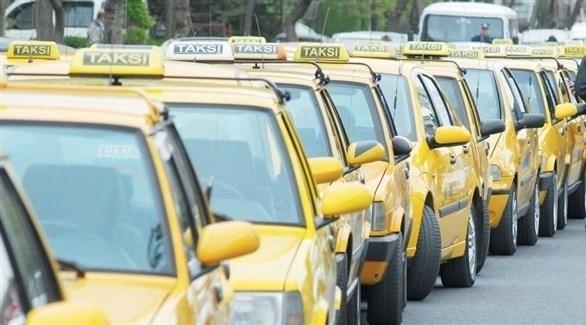 سيارة للأجرة في تركيا (أرشيف)