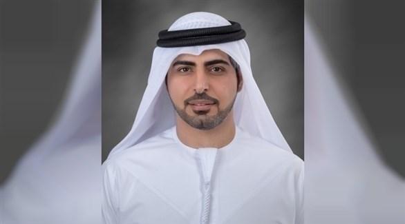وكيل وزارة الموارد البشرية والتوطين المساعد لشؤون الخدمات المساندة محمد صقر النعيمي (وام)