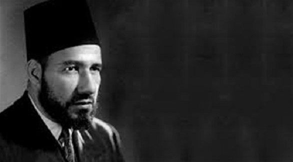 حسن البنا مؤسس جماعة الإخوان الإرهابية (أرشيف)