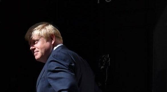 رئيس الوزراء البريطاني بوريس جونسون (أرشيف)
