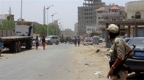 تفجير في عدن (تويتر)