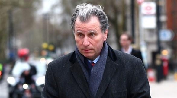 الوزير البريطاني السابق أوليفر ليتوين (أرشيف)