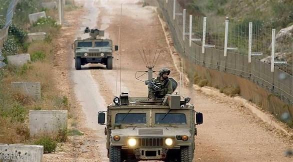 عناصر الجيش الإسرائيلي على حدود لبنان (أرشيف)