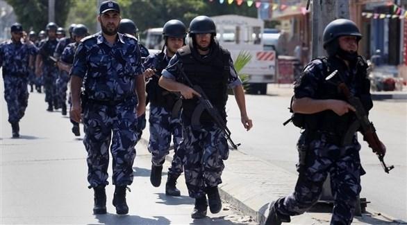 رجال أمن يتبعون لحركة حماس في غزة (أرشيف)