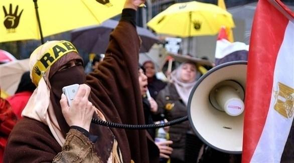 تظاهرة تسائية للإخوان في مصر (أرشيف)