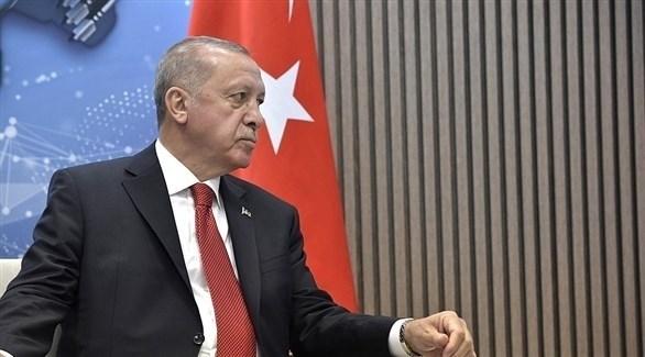 الرئيس التركي رجب طيب أردوغان (أرشيف)