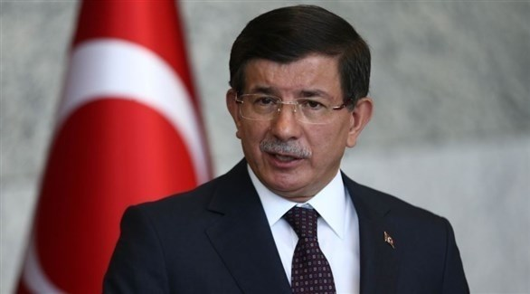 رئيس الوزراء التركي أحمد داوود أوغلو (أرشيف)