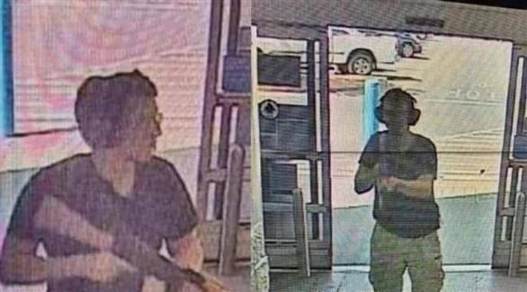 صور للمشتبه به في مذبحة تكساس (وسائل إعلام أمريكية)
