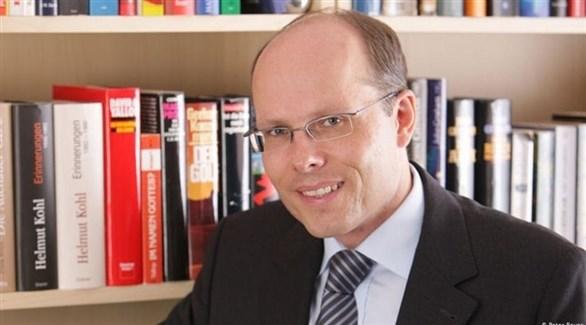 منسق الحكومة الألمانية للعلاقات عبر الأطلسي بيتر باير (أرشيف)