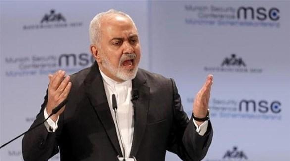 وزير الخارجية الإيراني محمد جواد ظريف (أرشيف)