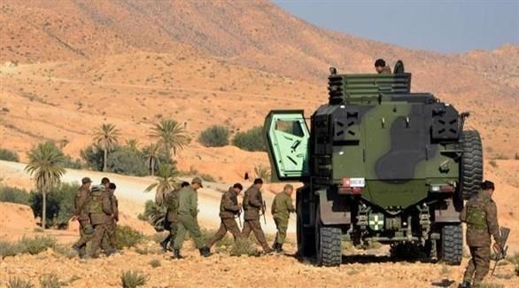 قوة من الجيش الجزائري (أرشيف)
