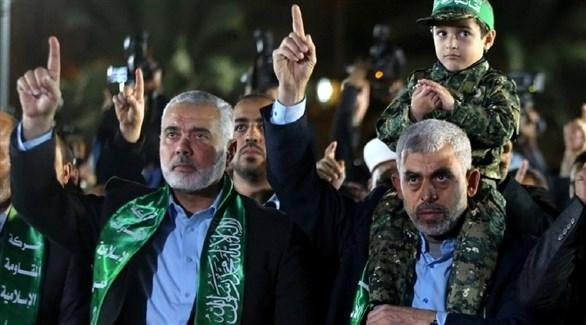 قيادات من حماس (أرشيف)