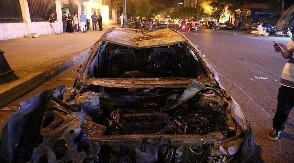 موقع حادث تفجير معهد الأورام (24 - محمود العراقي)
