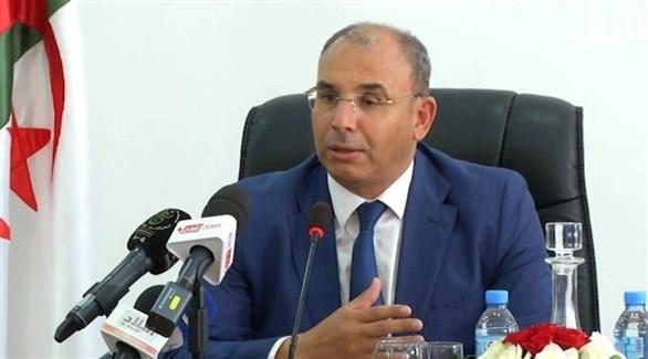 وزير الأشغال العامة والنقل السابق عبد الغني زعلان (أرشيف)