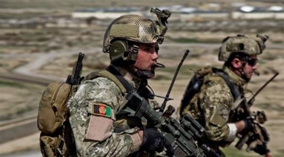 جنود في القوات الخاصة الأفغانية (أرشيف)