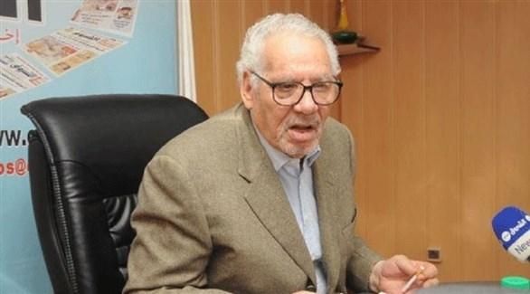 وزير الدّفاع الجزائري الأسبق خالد نزار (أرشيف)