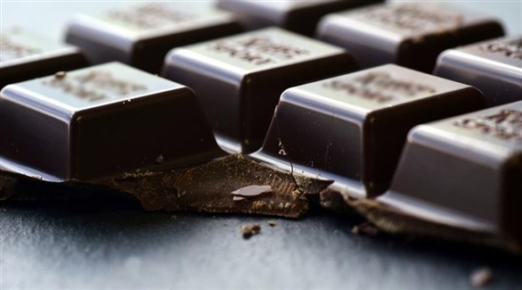 نسبة الكاكاو في الشوكولا الداكنة 70 بالمائة أو أكثر (تعبيرية)