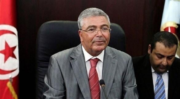 وزير الدفاع التونسي عبد الكريم الزبيدي (أرشيف)