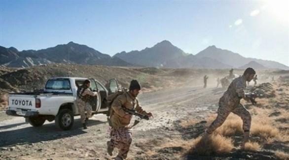 اشتباكات للحرس الثوري الإيراني مع جماعات معارضة على الحدود مع تركيا (ارشيف)