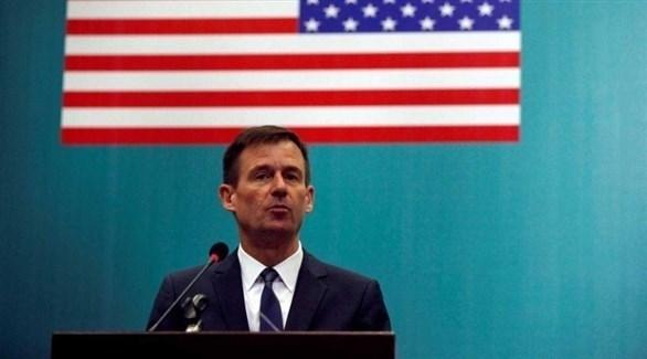 مساعد وزير الخارجية الأمريكية للشؤون السياسية، ديفيد هيل (أرشيف)