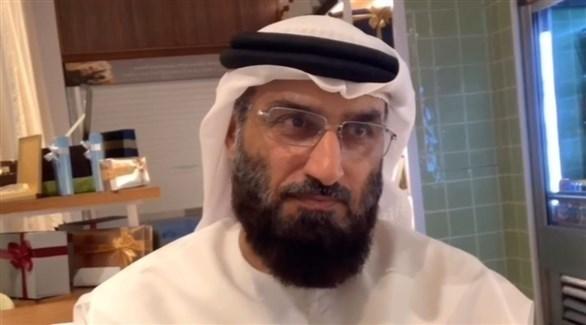 عبد الله راشد المعيني (أرشيف)