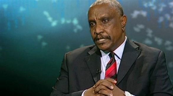 القيادي السوداني المعارض ياسر عرمان (أرشيف)