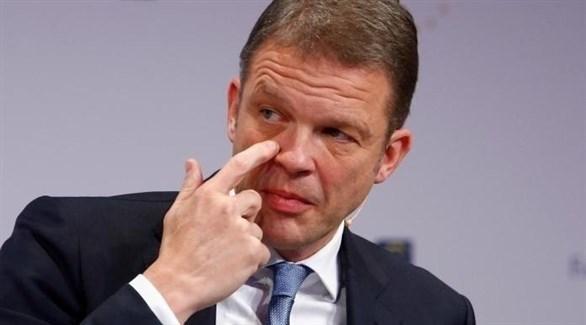 الرئيس التنفيذي لمجموعة دويتشه بنك الألمانية كريستيان سيفينغ (أرشيف)