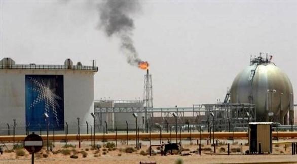 منشأة نفطية لآرامكو السعودية (ارشيف)