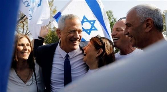 رئيس حزب التحالف الوسطي أزرق أبيض الإسرائيلي بيني غانتس (أرشيف)