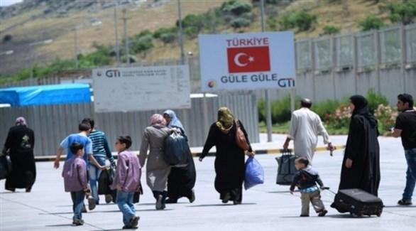لاجؤون سوريون في تركيا (أرشيف)