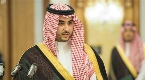 خالد بن سلمان (ارشيف)