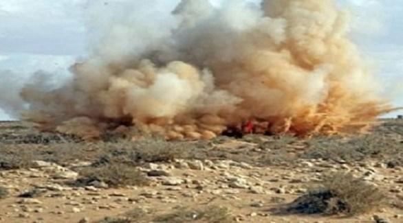 انفجار قنبلة (أرشيف)