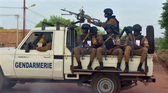 جنود من بوركينا فاسو أرشيف)