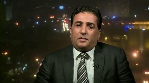 السياسي السوري محمد شاكر (أرشيف)