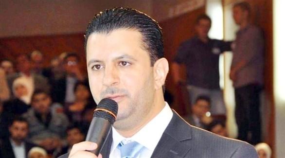 رئيس الجمعية الوطنية السورية المعارض محمد برمو (أرشيف)