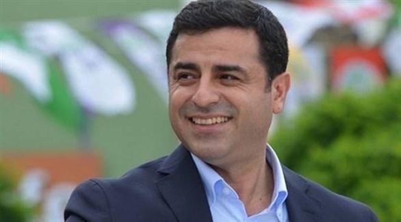 السياسي المعارض المؤيد للأكراد السجين صلاح الدين دميرطاش (أرشيف)