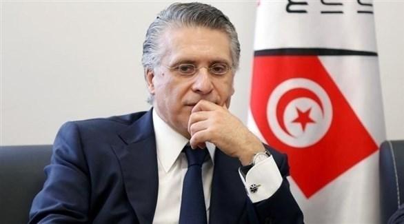 المرشح الرئاسي التونسي المسجون نبيل القروي (أرشيف)