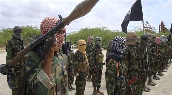 عناصر جماعة الشباب التابعة لتنظيم لقاعدة الإرهابي (أرشيف)