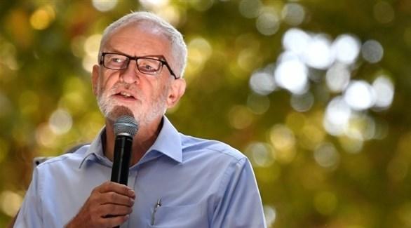 زعيم حزب العمال البريطاني جيريمي كوربين (أرشيف)