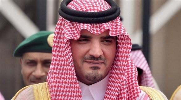 وزير الداخلية السعودي الأمير عبد العزيز بن سعود بن نايف (أرشيف)