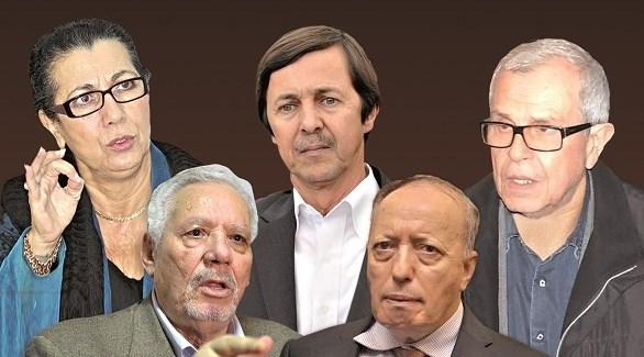 محاكمة أقوى رموز نظام الرئيس الجزائري السابق بوتفليقة (أرشيف)