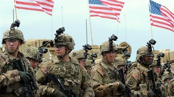 القوات الأمريكية (أرشيف)