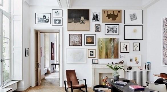 أفكار لديكور الجدران الحديثة (أركتيتكترال دايجست)