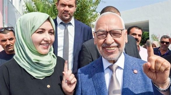 زعيم حركة النهضة الإسلامية في تونس راشد الغنوشي (أرشيف)