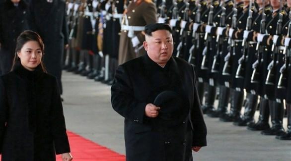 زعيم كوريا الشمالية كيم جونغ أون (أرشيف)