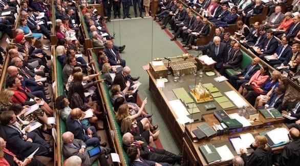 جلسة للبرلمان البريطاني (أرشيف)