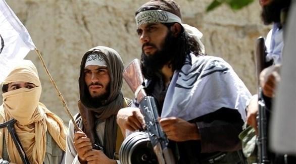 مسلحون في طالبان (أرشيف)