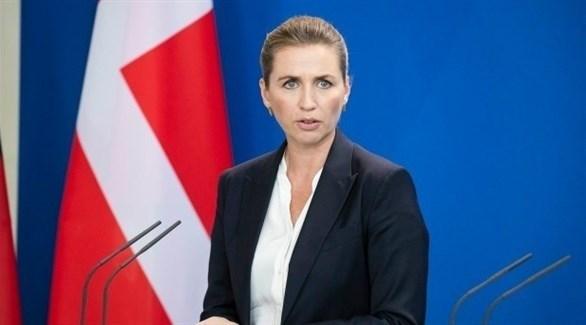رئيسة الوزراء الدنماركية مته فريدريكسن (أرشيف)