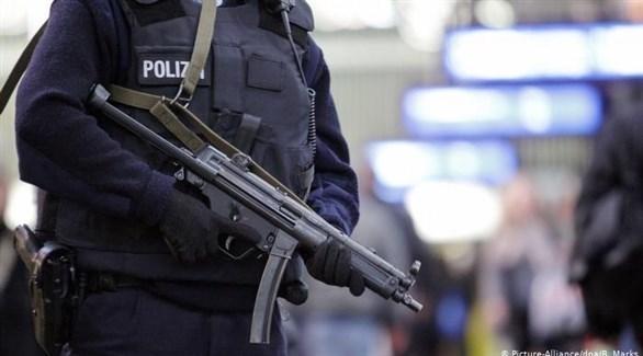 عنصر من الأمن الألماني (أرشيف)