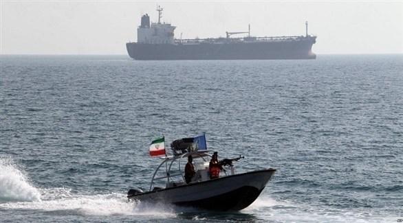 زورق للبحرية الإيرانية (أرشيف)